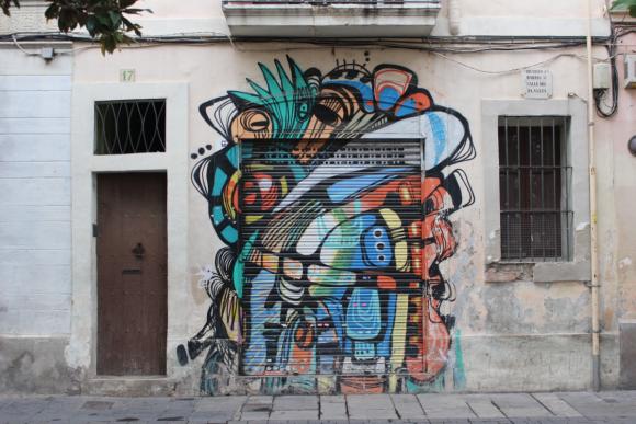 viajoscopio.com - Street art en Barcelona 9