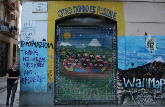 viajoscopio.com - Street art en las calles de Barcelona 14