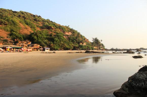 Largas y extensas, así eran las playas que deambulé sin rumbo.