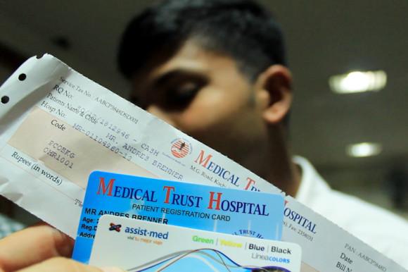 viajoscopio.com - Infection, Medical Trust Hospital, Kochi, Kerala, India -1