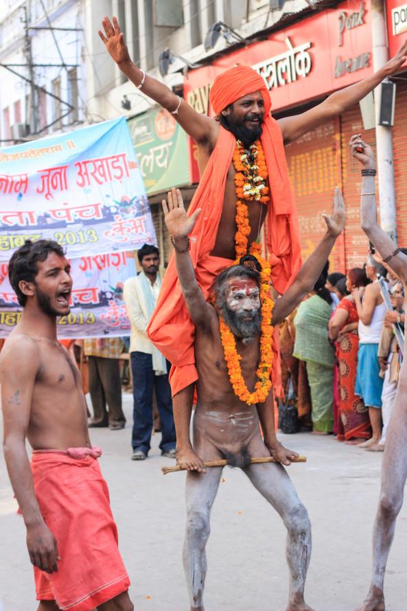 viajoscopio.com - Varanasi, Uttar Pradesh, India - Shivaratri, naked sudha babas -195
