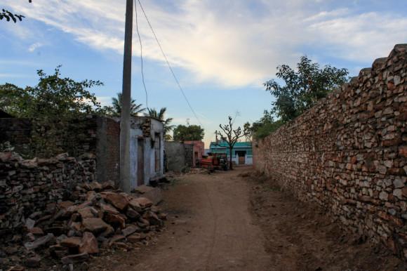 Y otra opción genial es simplemente recorrer las callecitas de Bijaipur.