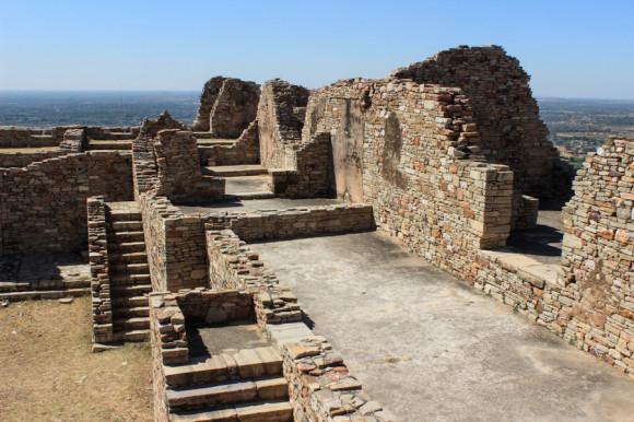 Rana Kumbha fue un maestro de la arquitectura y durante su reinado el imperio vivió sus años de más grande gloria.