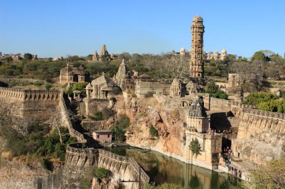 viajoscopio.com - Chittorgarh, Rajastán, India - Fuerte y ciudad-20