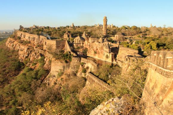 viajoscopio.com - Chittorgarh, Rajastán, India - Fuerte y ciudad-27