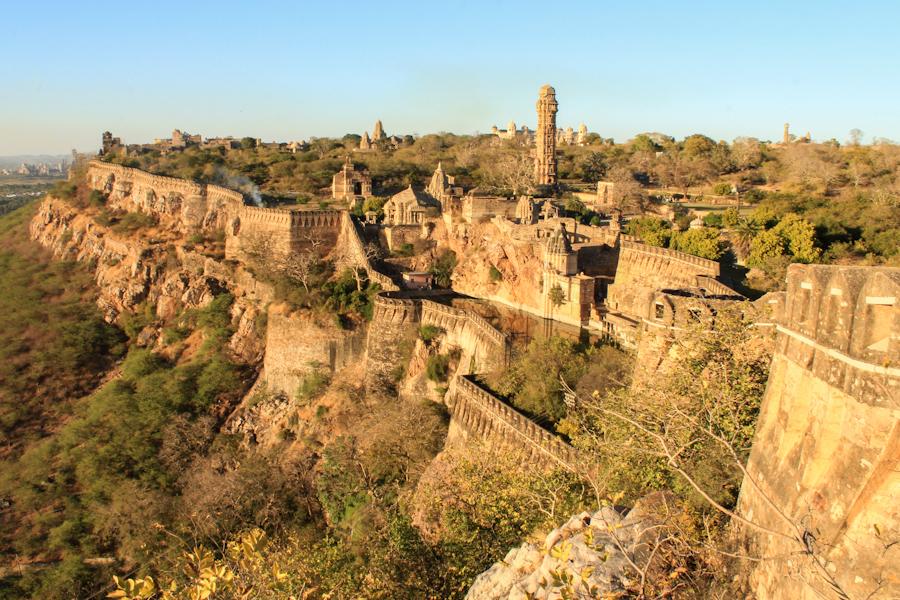 Las ruinas (Ykeon) Viajoscopio.com-Chittorgarh-Rajast%C3%A1n-India-Fuerte-y-ciudad-27