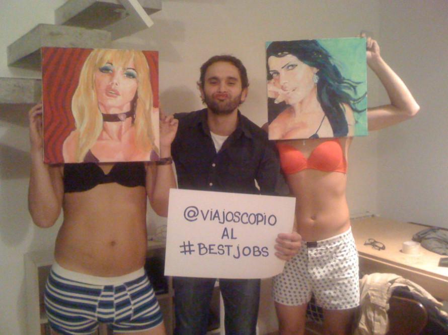 viajoscopio.com - people´s support @viajoscopio al #bestjobs - The Best Job in the World-171