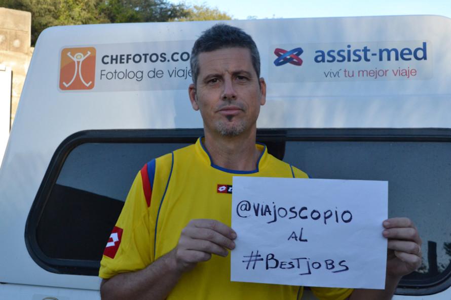 viajoscopio.com - people´s support @viajoscopio al #bestjobs - The Best Job in the World-252