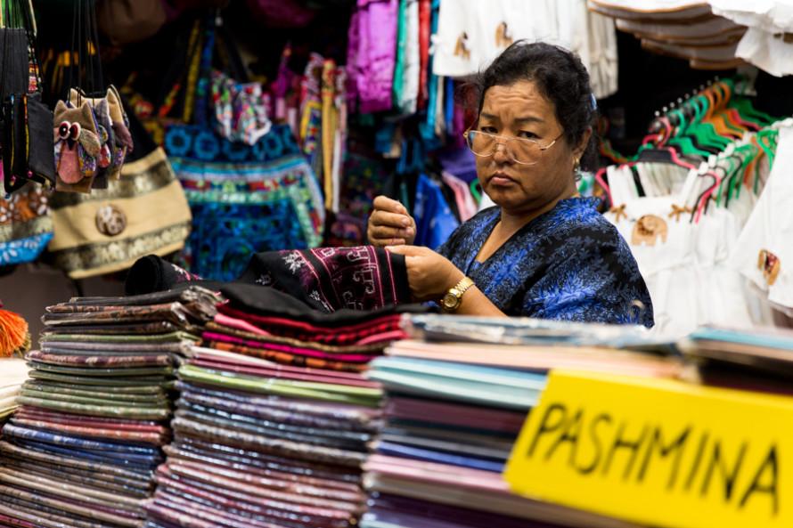 Sí, también se vende pashmina.