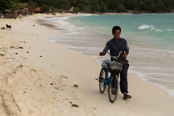 """Haad Thalay significa """"gente de playa""""."""
