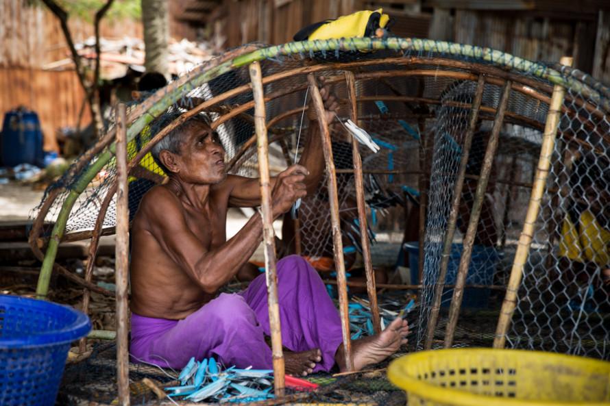 La isla está desde sus comienzos habitada por los Chao Ley, tribus de sea gypses cuya historia contaré en los posts de la isla.