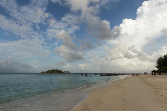 Sunrise Beach.