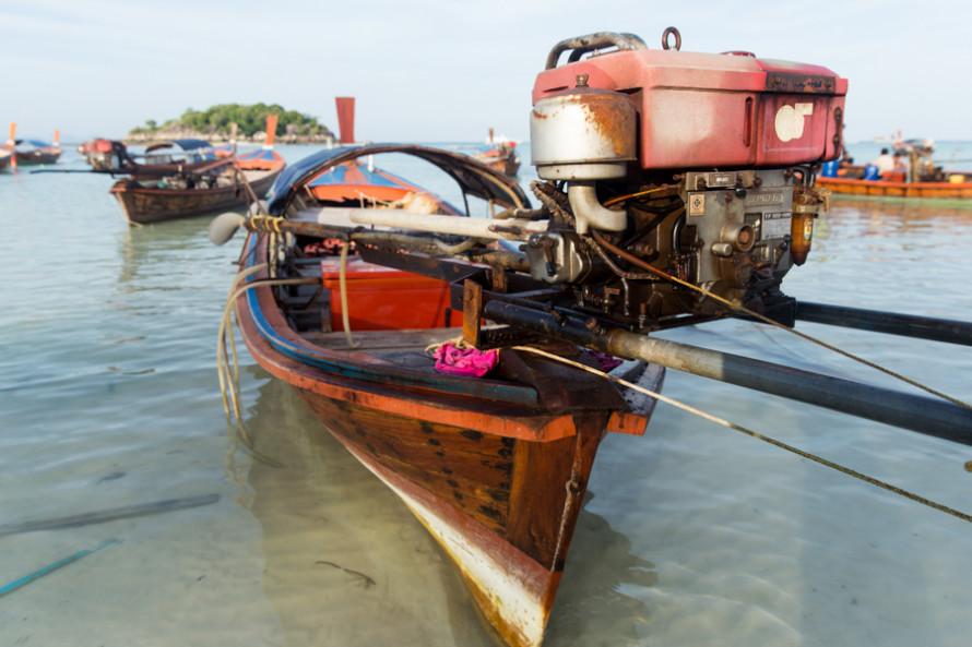Desde hace más de 500 años los Chao Ley viven en las aguas del Mar de Andamán, saltando de isla en isla, dependiendo un poco de los vientos para encontrar los mejores lugares para pescar.
