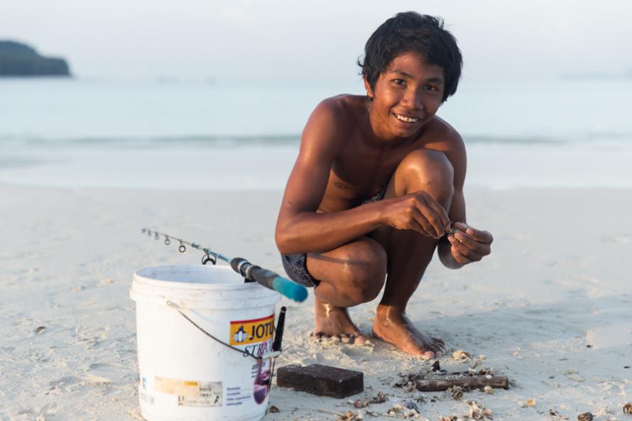 Desde hace más de 500 años los Chao Ley viven en las aguas del Mar de Andamán, saltando de isla en isla en busca de los mejores lugares para pescar, dependiendo un poco de los vientos para ver a dónde van.