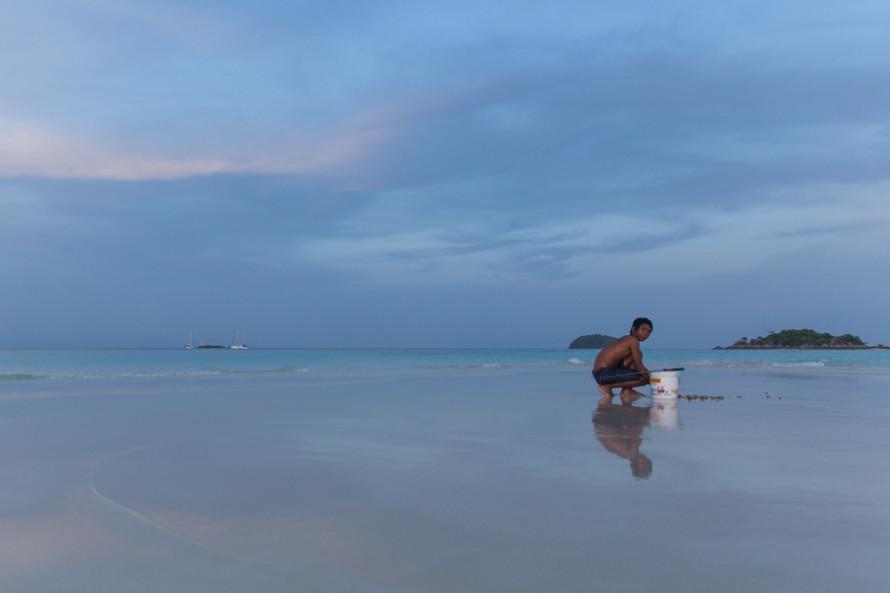 Desde hace más de 500 años los Chao Ley viven en las aguas del Mar de Andamán, saltando de isla en isla.