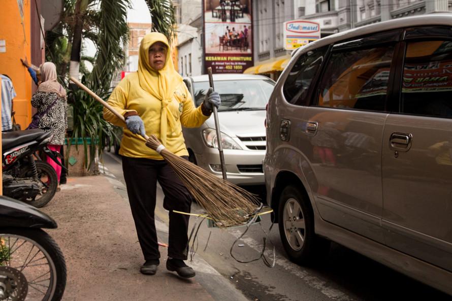 Increíblemente y por suerte, es una ciudad bastante limpia para tratarse de un país pobre y asiático.