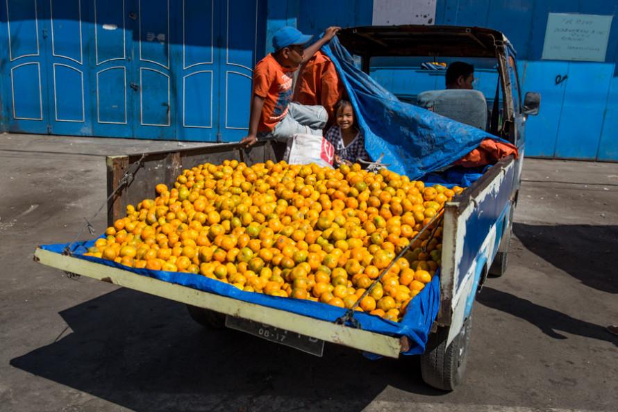 Como en todos el sudeste asiático las frutas tropicales son un manjar.