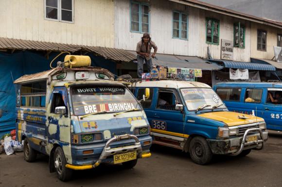 Las famosas minivan.