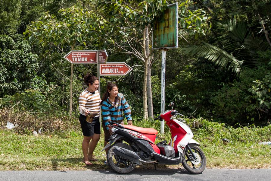 Siempre que se alquila moto es clave chequear que los frenos, las luces y la bocina anden. Ademñas, un mapa no viene mal, aunque en la isla es casi imposible perderse.