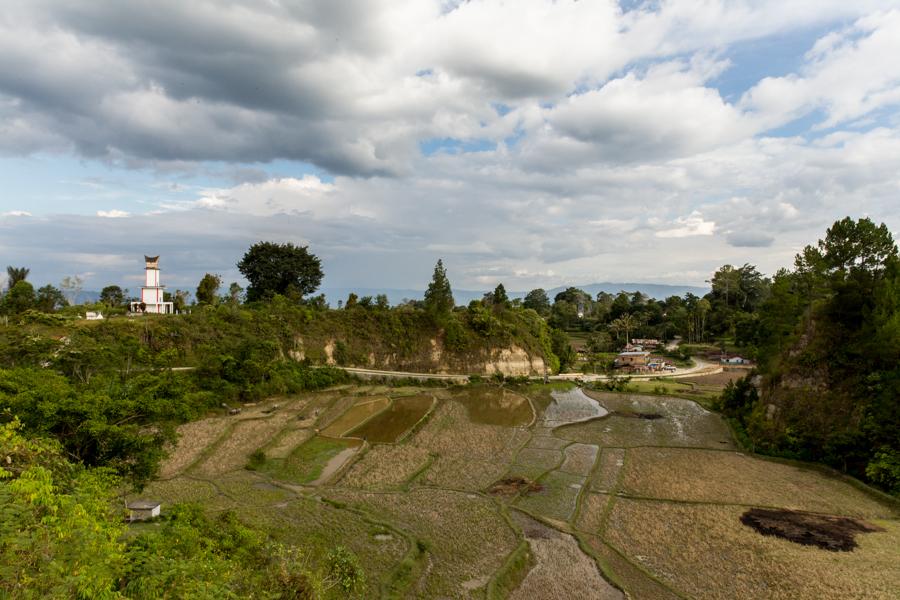 En el interior de la isla también hay paisajes fotogénicos y que varían según la zona.