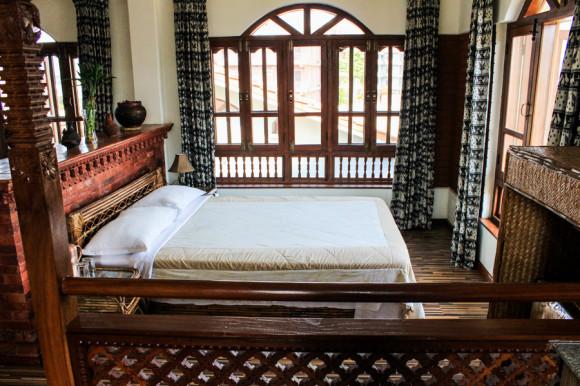 viajoscopio.com - Pokara, Nepal, Himalaya - Vardan Resort -3