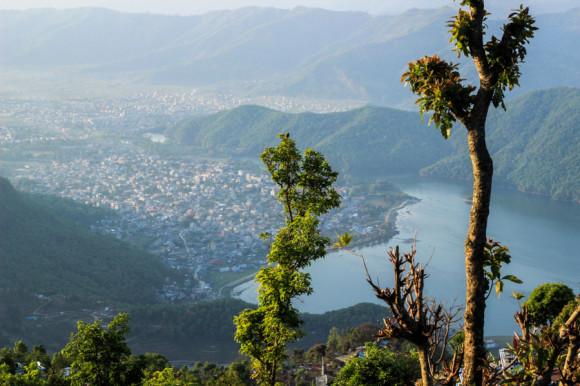 viajoscopio.com - Pokara, Nepal, Himalaya - Vardan Resort -7